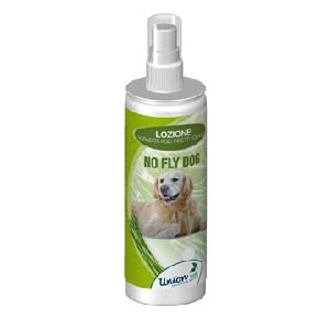 NO FLY DOG - CONTRO INSETTI, FLEBOTOMI, ZANZARE - 125 ml