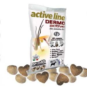 FORZA 10 DERMO ACTIVE - DIETA NUTRACEUTICA SPECIFICA PER APPARATO - 10 kg