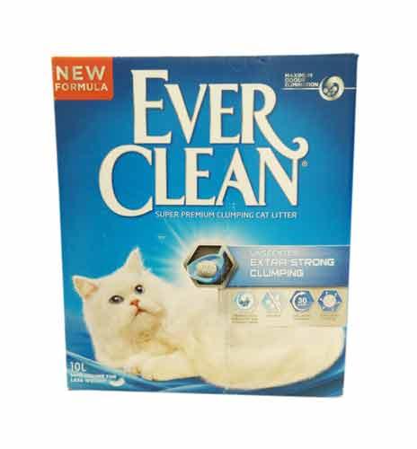 Ever Clean Extra Strength Lettiera Per Gatti Per Piu Gatti In