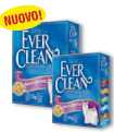 EVER CLEAN MULTI CRYSTALS LETTIERA PER GATTI - PER GATTI CON OLFATTO SENSIBILE - 10 kg