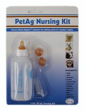 BIBERON NURSING KIT 60 ml
