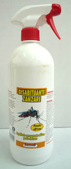 DISABITUANTE ZANZARE SPRAY NO GAS 750 ml